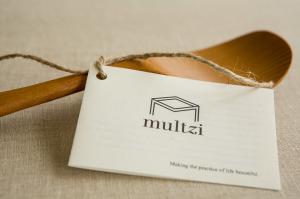 Mutlzi Rice|Potato scoop handmade wood spoon. Making the practice of life beautiful. www.multzi.com