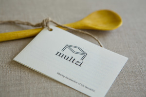 Multzi | handmade wood tall tasting spoon. Making the practice of life beautiful. www.multzi.com