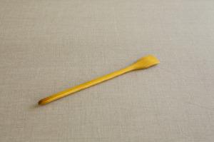 Multzi | handmade wood short stirring spade. Making the practice of life beautiful. www.multzi.com
