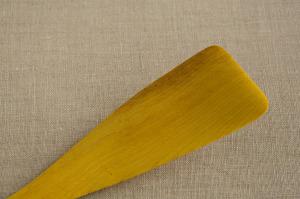 Multzi | handmade wood skinny spatula. Making the practice of life beautiful. www.multzi.com