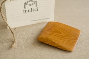 Multzi   handmade wood scraper. Making the practice of life beautiful.